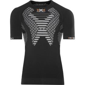 X-Bionic Twyce Running Shirt SS Herre black/white